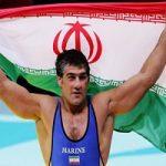 بیوگرافی کامل علیرضا حیدری(کشتی گیر ایرانی)