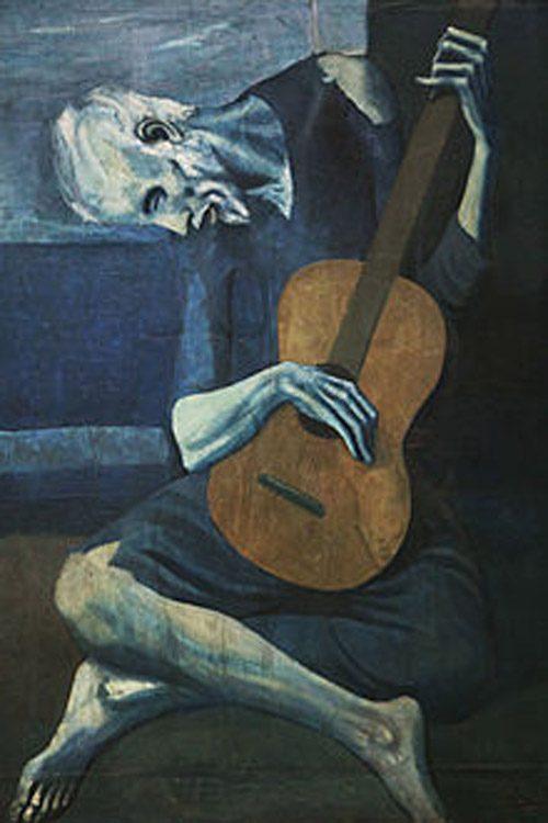 بیوگرافی پابلو پیکاسو