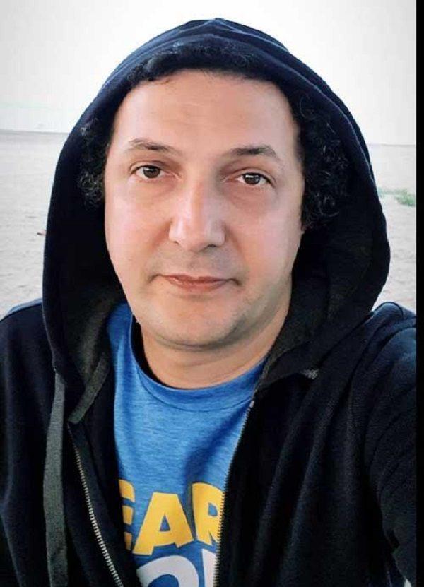 بیوگرافی مهرداد نصرتی