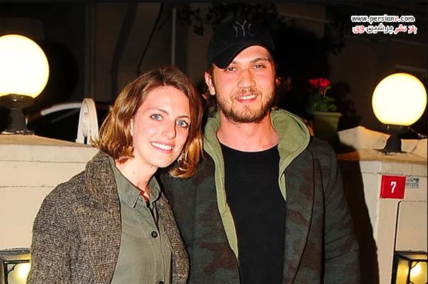 آراس بولوت اینملی و نامزدش