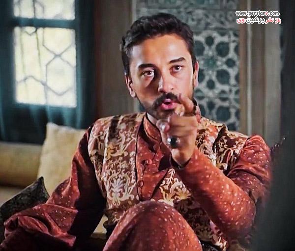 گوکان آلکان در نقش شاه طهماسب