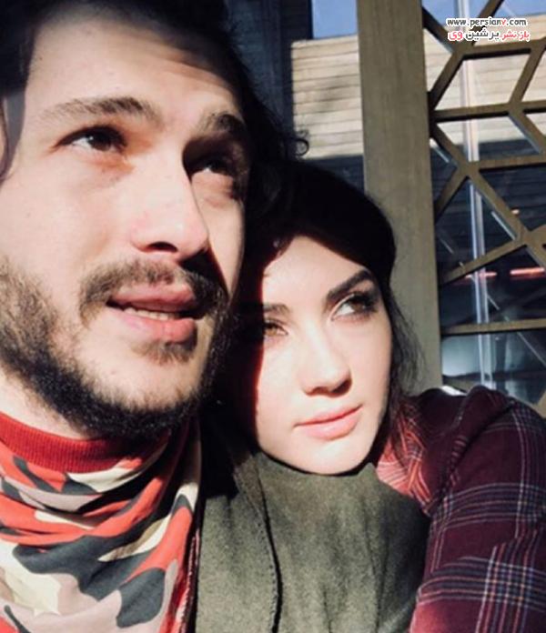 آلپرن دویماز و نامزد سابقش بورجو اوزبرک