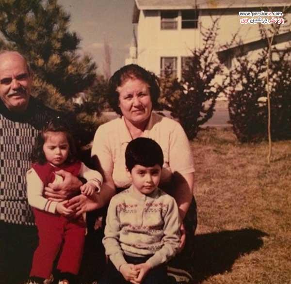 پدربزرگ و مادر بزرگ مینه توگای