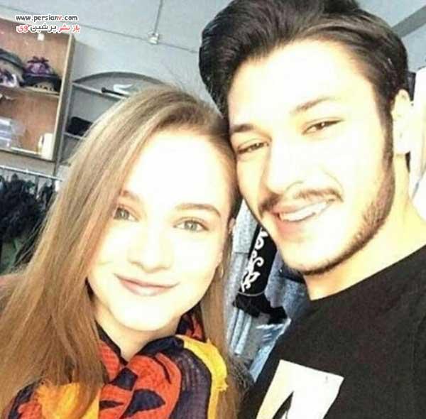 زوج معروف ترکیه ای