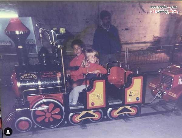 عکس کودکی