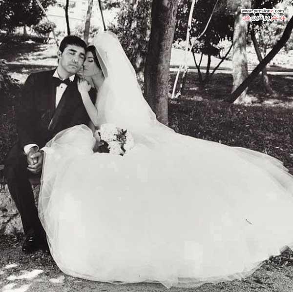 عکس عروسی آسلیهان گونر