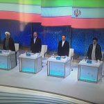 تک و پاتکها در اولین مناظره انتخاباتی   رویارویی جهانگیری و قالیباف