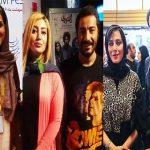 اختتامیه سی و پنجمین جشنواره جهانی فیلم فجر با حضور چهره های مشهور +تصاویر