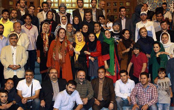 ولخرجی های عجیب به سبک افراد مشهور ایرانی و خارجی! +تصاویر