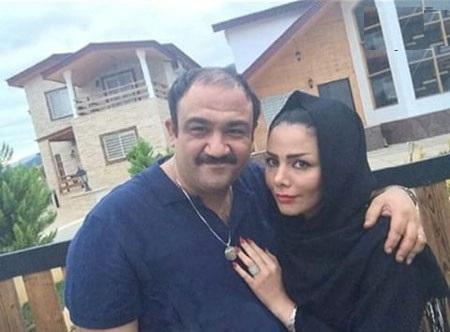 مهران غفوریان در بیمارستان