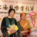 بدحجابی بازیگران زن در یک جشنواره خارجی +عکس