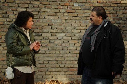 "مجید صالحی و زیبا بروفه درسریال""موج و صخره""+عکس"