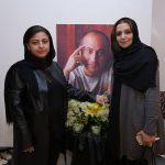 مراسم خصوصی ترحیم عارف لرستانی با حضور هنرمندان مشهور +تصاویر