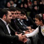 دختر علاقه مند به بهداد سلیمی/ عکس