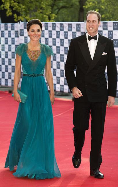 بهترین لباس کیت میدلتون بعد از عروسی سلطنتی ! + تصاویر
