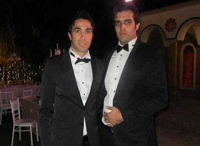 عکس های دیده نشده ازمجلس عروسی پژمان منتظری+عکس