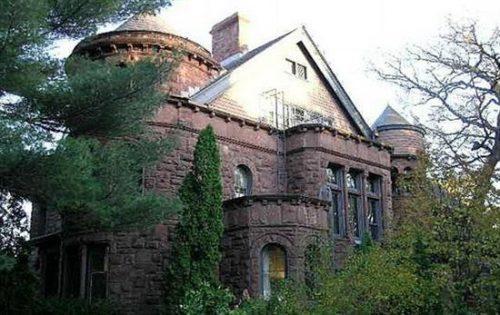 """مکانی که به """"خانه ارواح"""" مشهور است ! + عکس"""