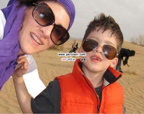 بازیگران مشهور ایرانی و فرزند پسرشان ! (۲) + تصاویر