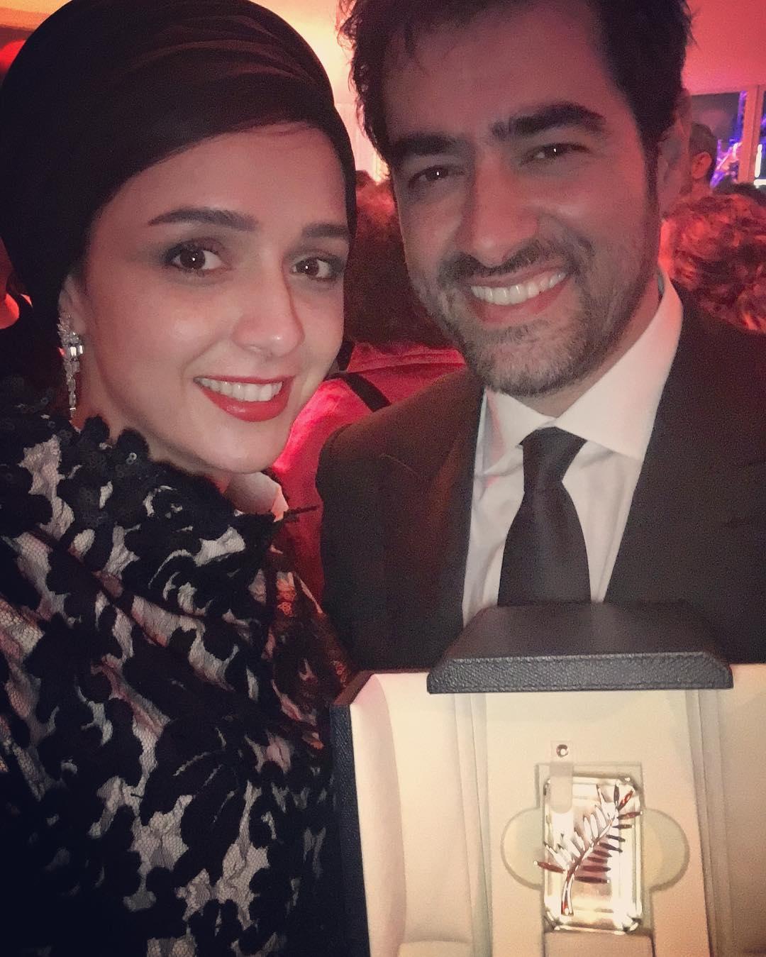 جریان مهاجرت شهاب حسینی و همسرش به آمریکا از چه قرار است؟ +تصاویر