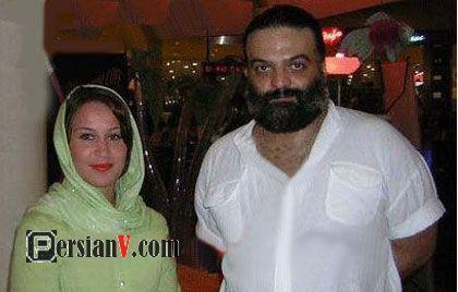 عکس : علیرضا عصار و همسرش
