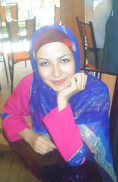 عکس و گفتگو با ملیکا زارعی ( خاله شادونه )