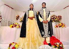 عکس : پرخرج ترین عروسی !