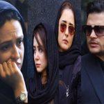 مراسم تشییع و وداع با پیکر مرحوم عارف لرستانی | تصاویر