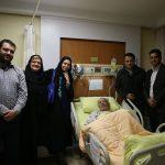 هایلایت های زندگی این روزهای آزاده نامداری در کنار همسر و دخترش گندم + تصاویر