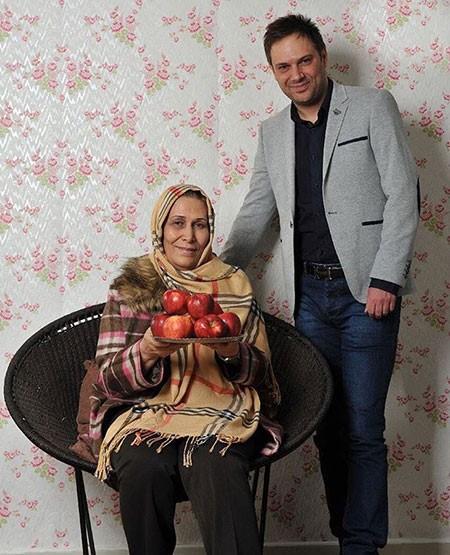 عکس های جدید بازیگران و چهره های مشهور در کنار پدر و مادرهایشان (95)