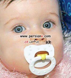 عکسهای دیدنی از فرزند نانسی عجرم ( میلا )
