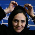 عکسهای دیدنی و متفاوت از مهراوه شریفی نیا در جشنواره فجر ۸۸