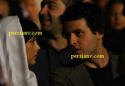 عکس آزاده صمدی (غزاله ) و همسرش