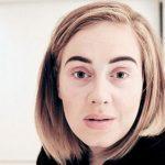 چهره بدون آرایش «آدل» باعث غافلگیری هوادارانش شد! + عکس