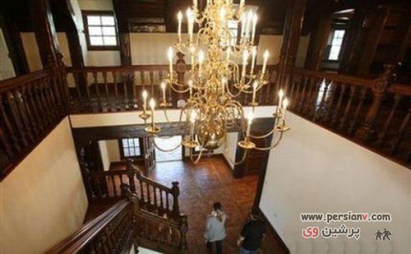 عکس های دیدنی از داخل خانه مایکل جکسون