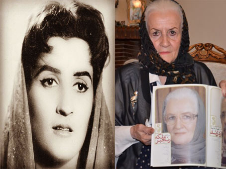 عکسهای فوق العاده نایاب قدیمی از بازیگران و چهرههای مشهور (۱۱۰)