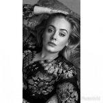 شات زیبایی از ادل برای مجله معروف ووگ +عکس
