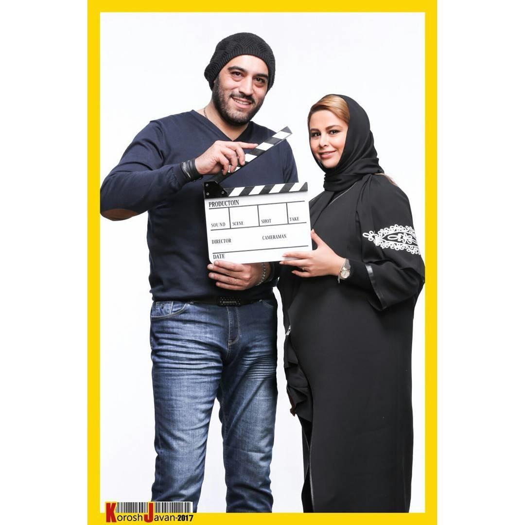 عکسهای جدید بازیگران و چهره های مشهور با همسرانشان   ویژه جشنواره فیلم فجر (۱۵۹)