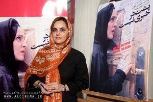 بازیگران مشهور در مراسم آیین دیدار فیلم پشت در خبری نیست ، از مهراوه شریفی نیا و مادرش تا لیندا کیانی +تصاویر