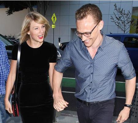 عکس خندان تیلور سوییفت و نامزدش که زوج جنجالی این روزها هستند