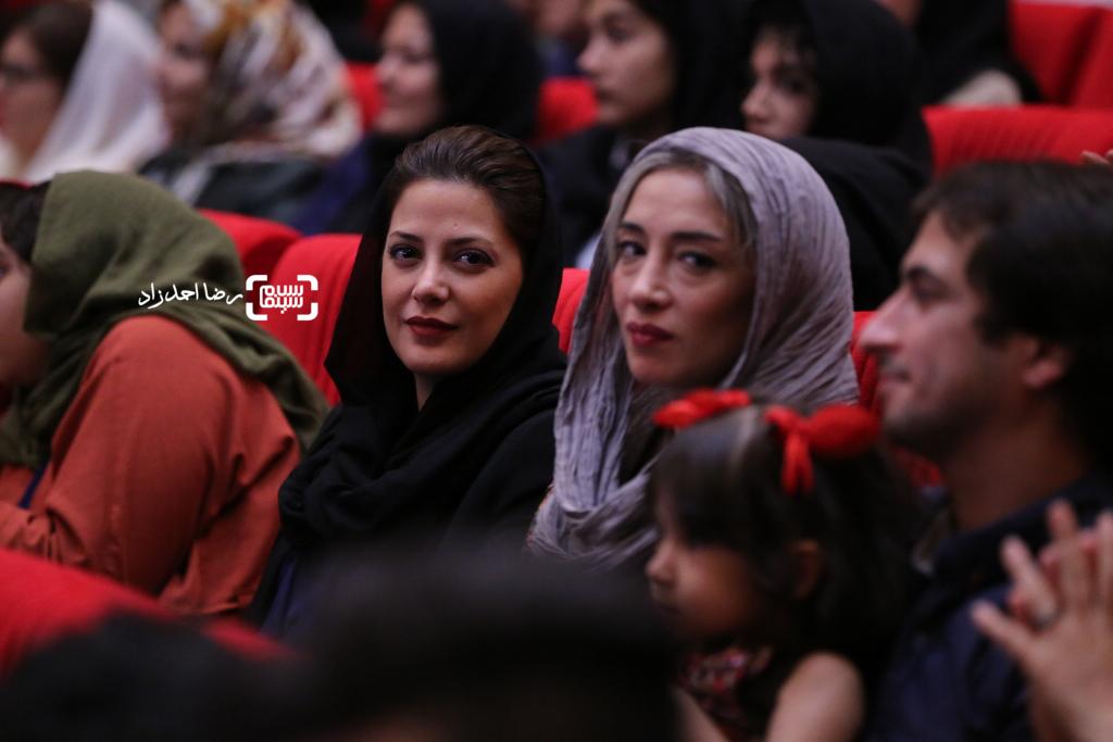 سری دوم عکس های بازیگران و هنرمندان در دهمین جشن منتقدان سینمای ایران