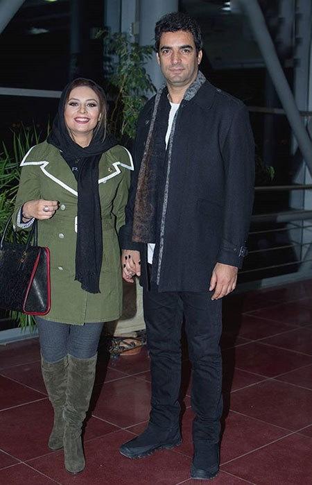 عکسهای جدید بازیگران و چهره های مشهور با همسرانشان   ویژه جشنواره فیلم فجر (۱۵۸)
