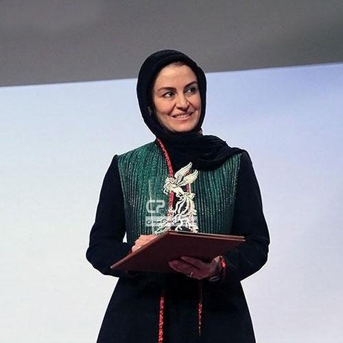 مریلا زارعی : رقابت با هدیه تهرانی و لیلا حاتمی فوق العاده است +تصاویر
