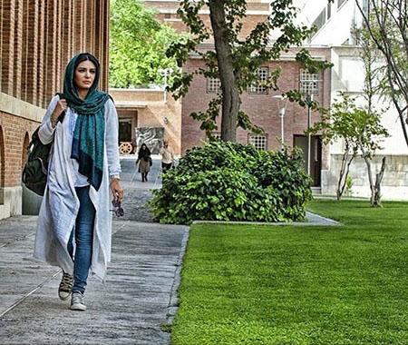 عکس و متن بسیار زیبای لیندا کیانی در شیراز