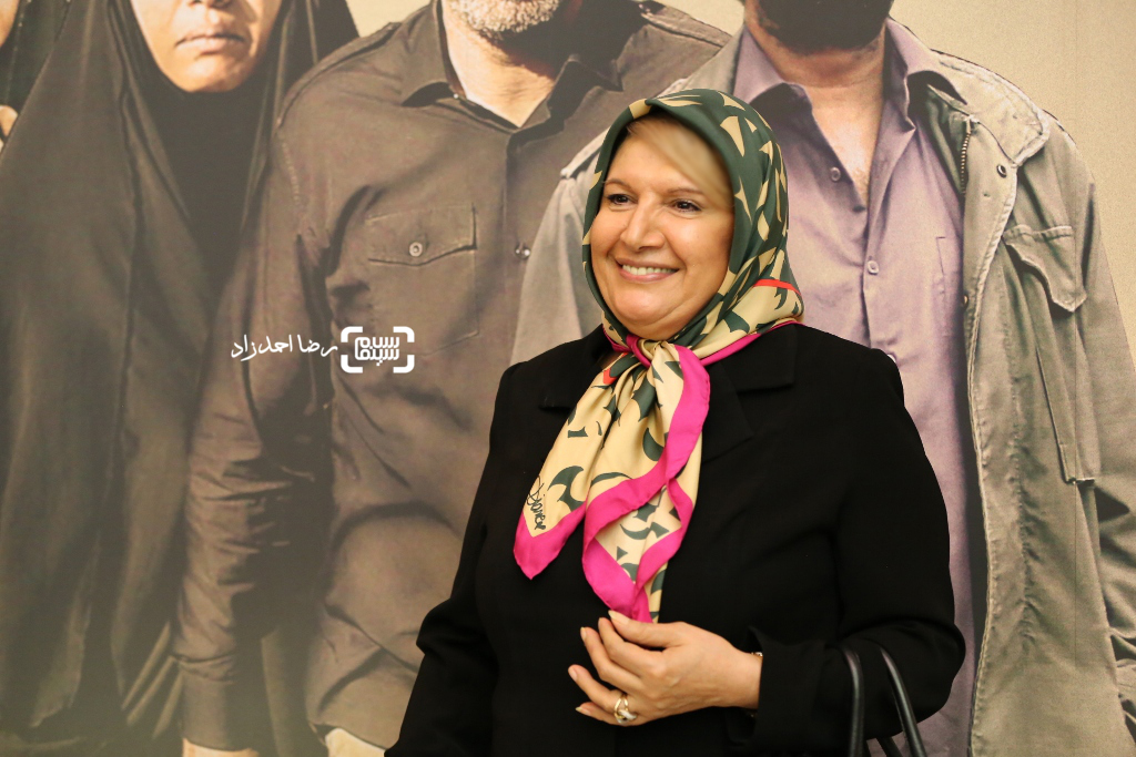 حضور بازیگران مشهور در مراسم اکران خصوصی فیلم هیهات +تصاویر