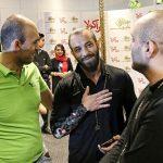 گفتگوی جدید و جالب با امیر تتلو ، از حضورش در اکران فیلم دراکولا تا سورپرایز جدیدش +فیلم و عکس