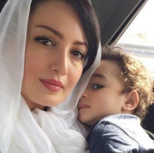 توضیح شیلا خداداد درباره دخترش ، ساتین +فیلم