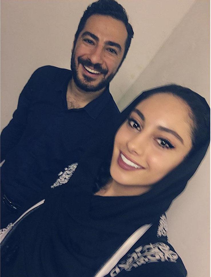ازدواج خانم بازیگر با فوتبالیست