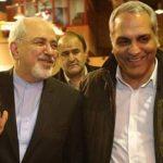 پاسخ محمدجواد ظریف به سوالی درباره اهانت مهران مدیری +ویدئو