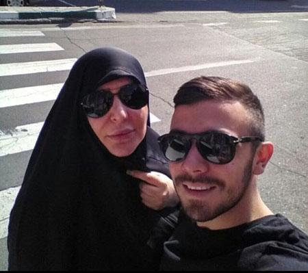 بازیگران و پدر و مادرهایشان 103