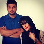 خبر غافلگیرکننده کامبیز دیرباز درباره سام درخشانی و همسرش +فیلم
